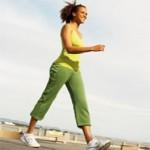 Caminar y sus beneficios