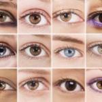 Tipos de ojos y su maquillaje