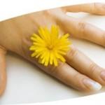 Como tener unas manos bellas y relucientes