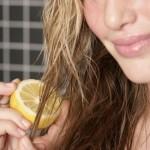 El limòn y los beneficios en la belleza femenina