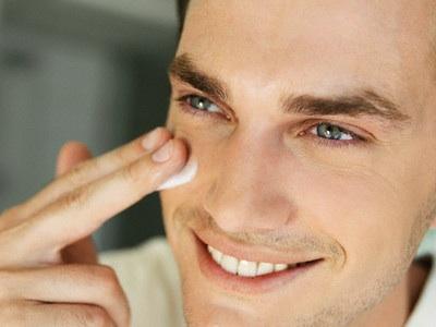 Hidratación de la piel en los hombres