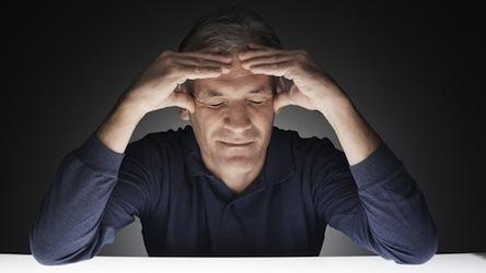 La depresion en los hombres