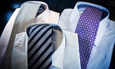 Lucir y combinar la corbata