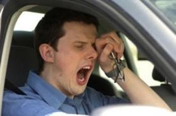Riesgos de conducir en mal estado