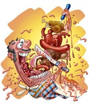 Alimentacion para evitar el colesterol