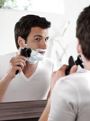 Que usar espuma o gel de afeitar