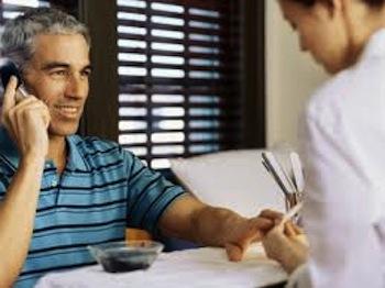 Tratamiento de Manicura Masculina