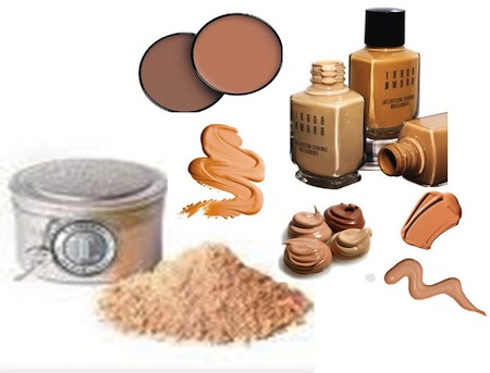Bases del maquillaje