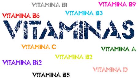 Las Vitaminas que tu cuerpo necesita