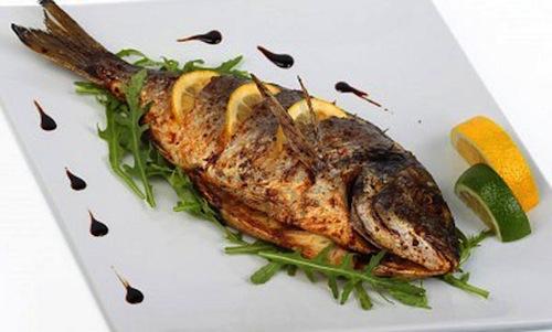 El Pescado vital en nuestra alimentacion
