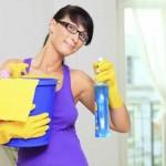 Mantener limpia la casa