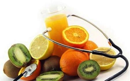 Alimentacion para tratar la Hipertension