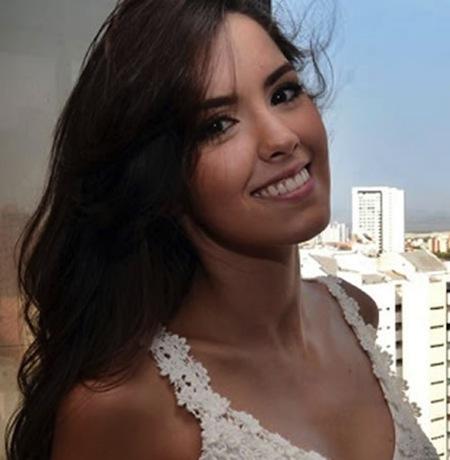 Paulina Vega nueva Senorita Colombia