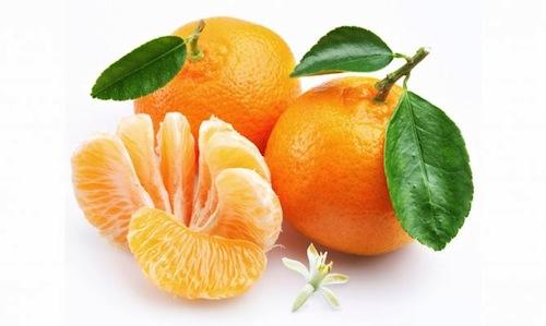 Aportes de la Mandarina a la Salud