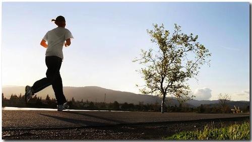 La rutina fisica en la manana