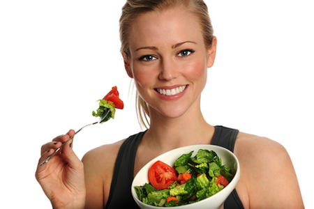 Regimen alimenticio para Jovenes
