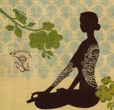 El Yoga para que Duermas bien