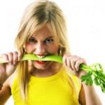 Vegetales para reducir el acné