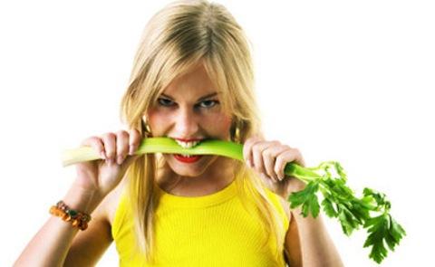 Vegetales para reducir el acne