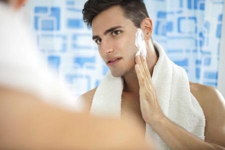 Como cuidar la piel Masculina