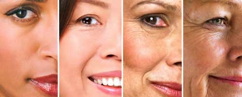 El maquillaje segun tu edad