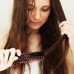 Errores en el cepillado del cabello