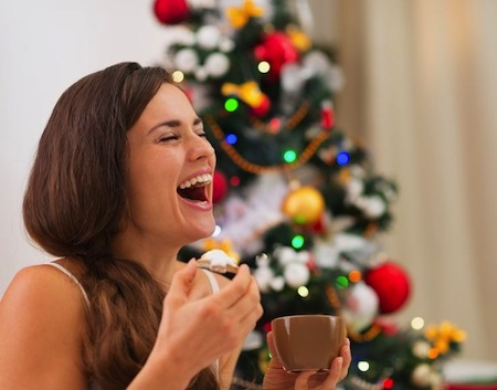 Trucos de belleza para esta Navidad