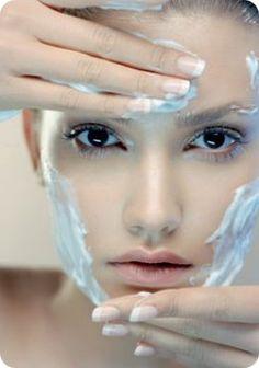 Cuidar la piel con yogurt