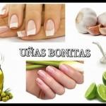 Remedios naturales para uñas quebradizas