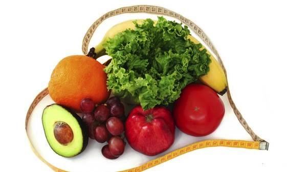 Dieta para tener un corazon sano