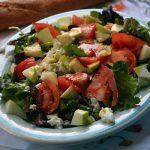 Prepárate una ensalada deliciosa