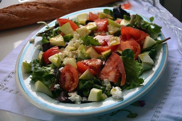 Preparate una ensalada deliciosa