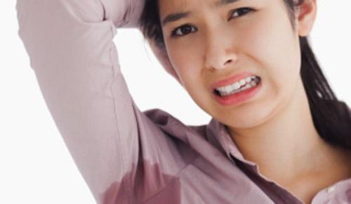 Como evitar la sudoracion