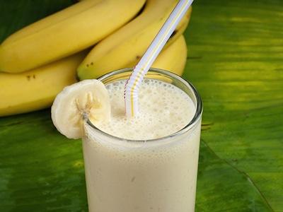 El banano maduro contra enfermedades