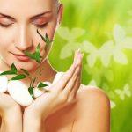 Cosmética natural para lucir hermosas