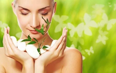 Cosmetica natural para lucir hermosas