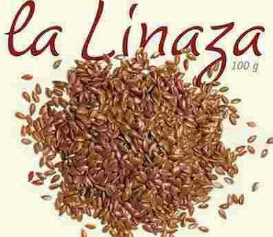 Limpia el colón y quema grasa con semillas de Lino