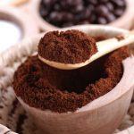 Exfoliante de café y menta para quitar la Celulitis