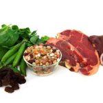 Alimentos con hierro para tu Dieta
